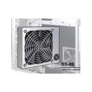 Lian Li 140mm PCI Cooling Kit BS-06 Silver