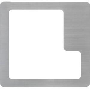 Lian-li W-V1010 Silver window panel
