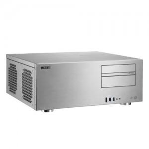 Lian-Li Case PC-C60A Desktop HTPC 3/0/(9)Aluminum USB3.0 ATX Silver
