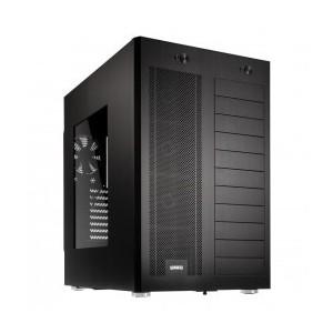 Lian Li PC-D666WRX Full Tower Case (Black/Red)