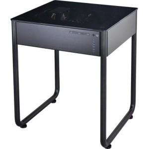 Lian-Li DK-Q1HX Aluminium Desk Chassis - Black