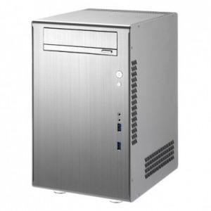 Lian-li pc-Q11 Silver ITX Mini Cube Case
