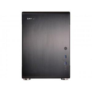 LIAN LI PC-Q34KMP-B Black Aluminum Mini-ITX Computer Case