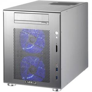 Lian Li PC-V354A Mini Tower Desktop Case (Silver)