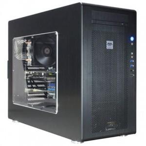 Lian Li Pc-v750 System Cabinet Window Full-tower - Black