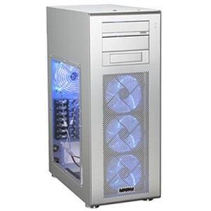 Lian Li PC-X900A, Midi Tower, Windowed, Silver, ATX