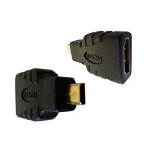 miCro-HDMItoHDMI connecter Gold Connections