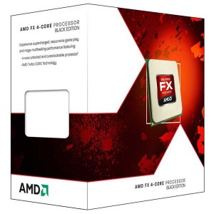 AMD FX-4320, Quad Core, 4.00GHz, 4MB, AM3+ Processor