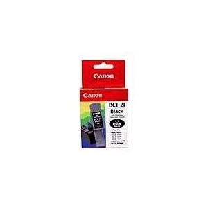 Canon bci-21B Blk ink