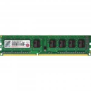 Transcend 4GB DDR3-1600 240-Pin Desktop DIMM, CL11, 1.5V DRAM