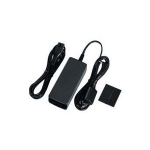 Canon ACK-DC10 AC Adapter Kit for Powershot SD200, SD300. SD400 & SD450 Digital Cameras