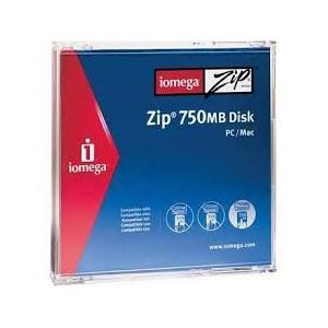 Iomega 750mb zip disk