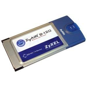 Zyxel ZyAIR B-120 Wireless LAN PC Card