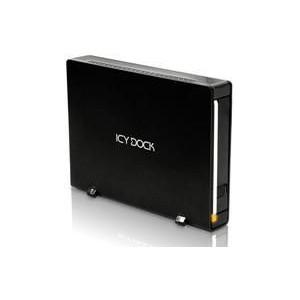 ICY DOCK MB559UEB-1S-B SATA USB 2.0 & 1394b External Enclosure