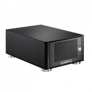 "LIAN LI EX-20N 2 bay 3.5"" SATA II to USB 2.0 Network Attached Storage (NAS)"
