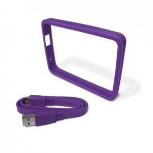 Western-Digital BZBY0000NPL 15mm Grip Pack Purple