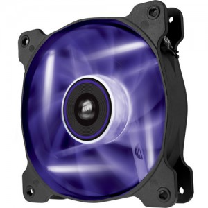 120mm Corsair AF Quiet Purp x2