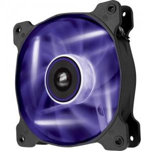 Corsair Air Series AF120 LED Purple Quiet Edition High Airflow 120 mm Fan