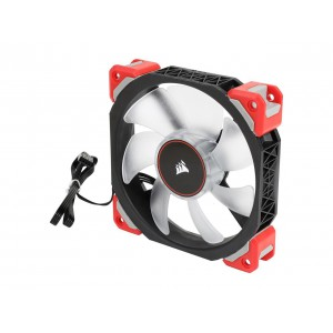Corsair ML120 PRO LED CO-9050042-WW 120mm Red LED 12