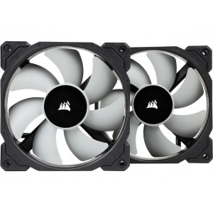 120mm Corsair ML120 x2