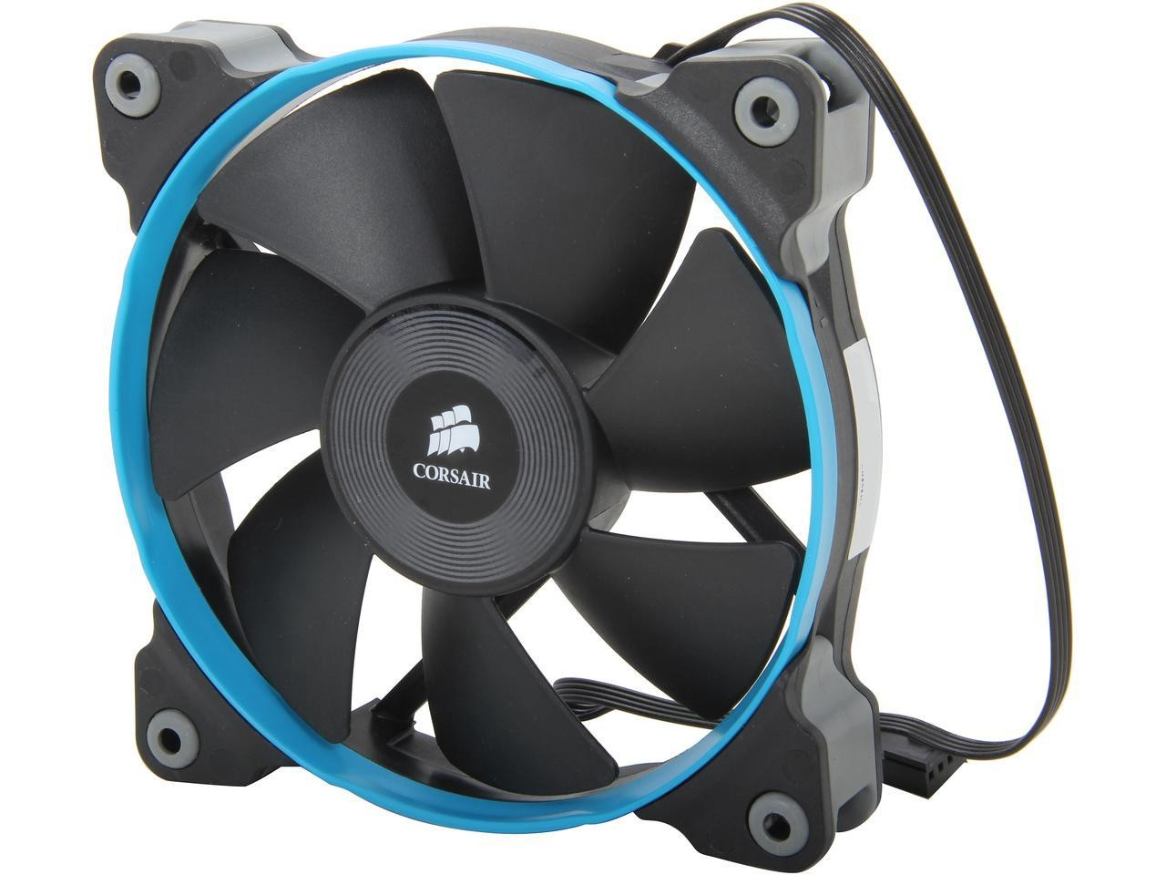 Corsair Air Series SP120 (CO-9050011-WW) 120mm PWM Quiet Edition High  Static Pressure Fan - Corsair
