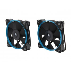 120mm Corsair SP Quiet x2