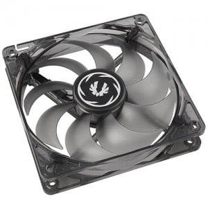 BitFenix BFF-BLF-14025R-RP Spectre 140mm LED Case Fan, Red
