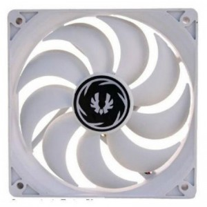 BitFenix Prodigy BitFenix BFF-SCF-P14025WW-RP Spectre PWM 140mm Case Fan (White)