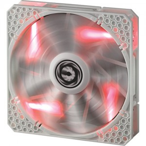 BitFenix Spectre Pro 140mm Red LED Case Fan BFF-WPRO-14025R Red