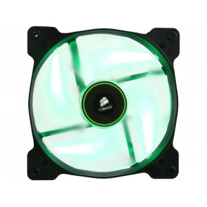 Corsair Air Series SP140 LED Green High Static Pressure 140mm Fan