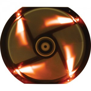 BitFenix Spectre LED 230mm Case Fan (Orange LEDs)