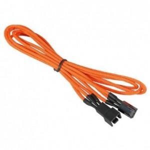 "BitFenix BFA-MSC-3F60OK-RP 23.62"" (60cm) Fan Cable Extension Male to Female"