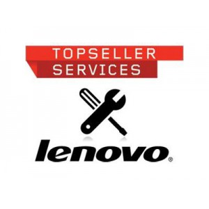 Lenovo TopSeller ePac Onsite Warranty - Extended service agreement - parts and labour - 3 years - on-site