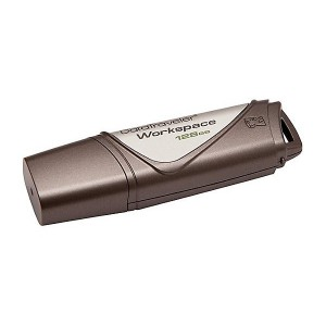 Kingston DataTraveler Workspace 128GB Pen drive - Certified for Windows To Go