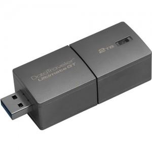 Kingston Digital 2TB DataTraveler Ultimate GT USB 3.1/3.0 300MB/s R, 200MB/S Flash Drive (DTUGT/2TB)