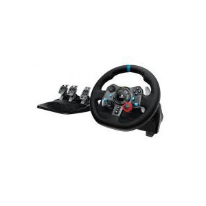 Logitech G29 Racing Wheel For PS3 and PS4, 941-000112 (For PS3 and PS4