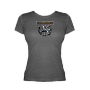 Wow Tshirt L.Chest Woman Small