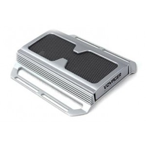 Vizo Voyager (HCL-201) Aluminum Low Noise Dual-Fan 3.5 inches Hard Drive Cooler