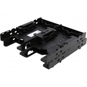 Icy Dock Flex Fit Quattro MB344SP – Mounting Frame for 4 x 2.5 Inches (6.4 cm) SSD/HDD IN 1 x 5.25 Inches (13.3 cm)