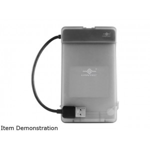 "Vantec USB 3.0 to 2.5"" Sata HDD Adapter with case (CB-STU3-2PB)"