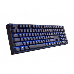 CoolerMaster SGK-4060-KKCR1 QuickFire XTi Rapid Cherry MX Red Multicolour Backlit Mechanical Gaming Keyboard