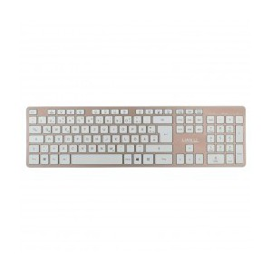 Lian-Li KB-01W-GD Bluetooth Keyboard - Gold