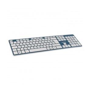 Lian-Li KB-01W-BU Bluetooth Keyboard - Blue