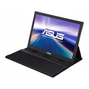 "Asus MB169C+ 15.6"" Full HD 1920x1080 IPS USB Type-C Powered Eye Care Portable Monitor"