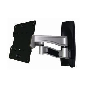 """Aavara A2021 Wall-mount LCD/Plasma Arms - Aluminium Alloy, 4 Arms - up to 46""""/50Kg"""