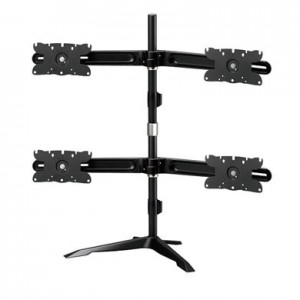 Aavara DS410 quad lcd stand