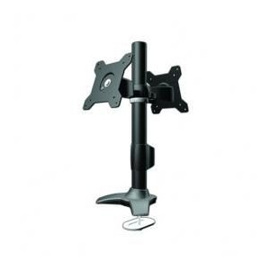 Aavara TI022 Flip Mount for 2x LCD (Double Sided) - Grommet Base Flat TV/Large Display Supports