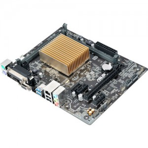 Asus J3455M-E with CPU mATX