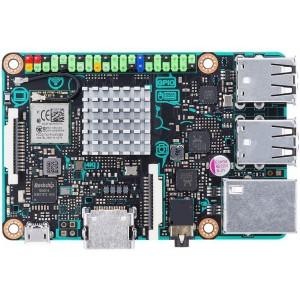 Asus TINKERBOARD/2GB RK3288 SoC 1. 8GHz Quad Core CPU, 600MHz Mali-T764 GPU