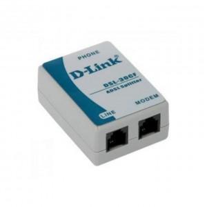 Dlink DSL-30CF Broadband Modem Box - White Only From M.P Enterprise  Filter & Splitter